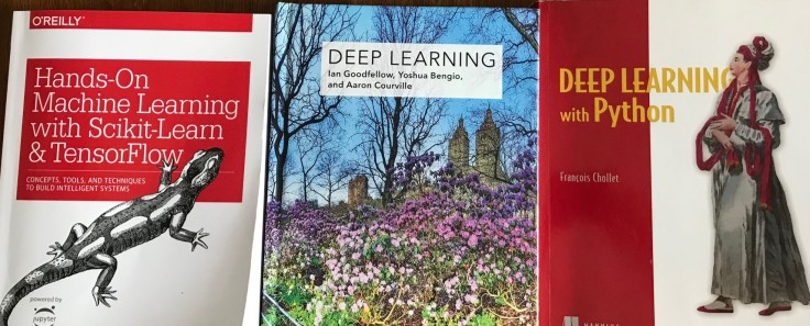 Learning Data Science with Books – Kevin Degila